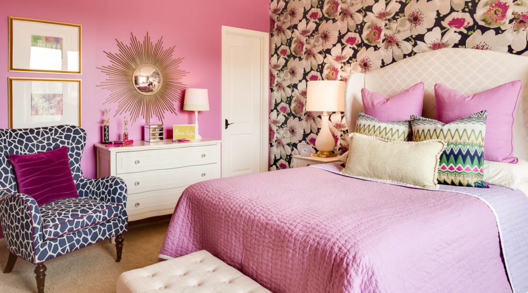 avoir une chambre girly diy aurelia deco. Black Bedroom Furniture Sets. Home Design Ideas